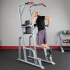 Body-Solid Pro Clubline vertical knee raise power tower  SVKR1000