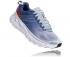 Hoka One One Clifton 6 hardloopschoenen blauw/wit dames  1102873-PAMB
