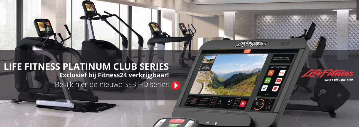 Life fitness platinum club series